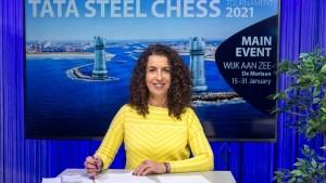 Tata Chess Persconferentie