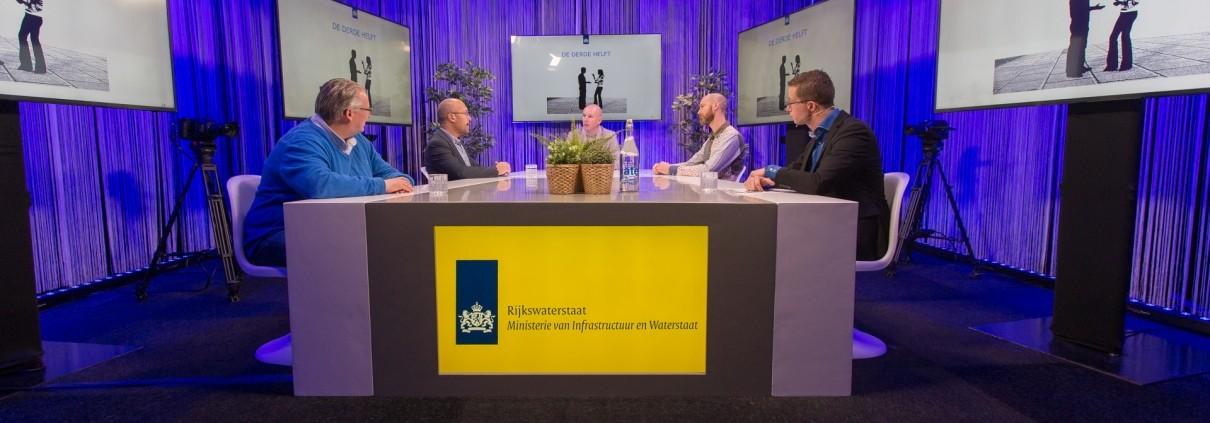 Webinar - Livestream voor Rijkswaterstaat