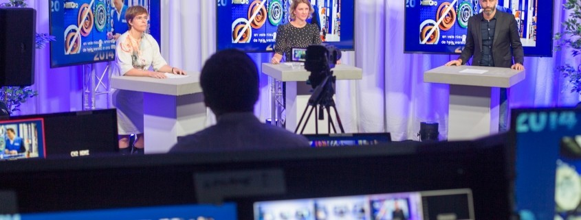 Livestream organiseren