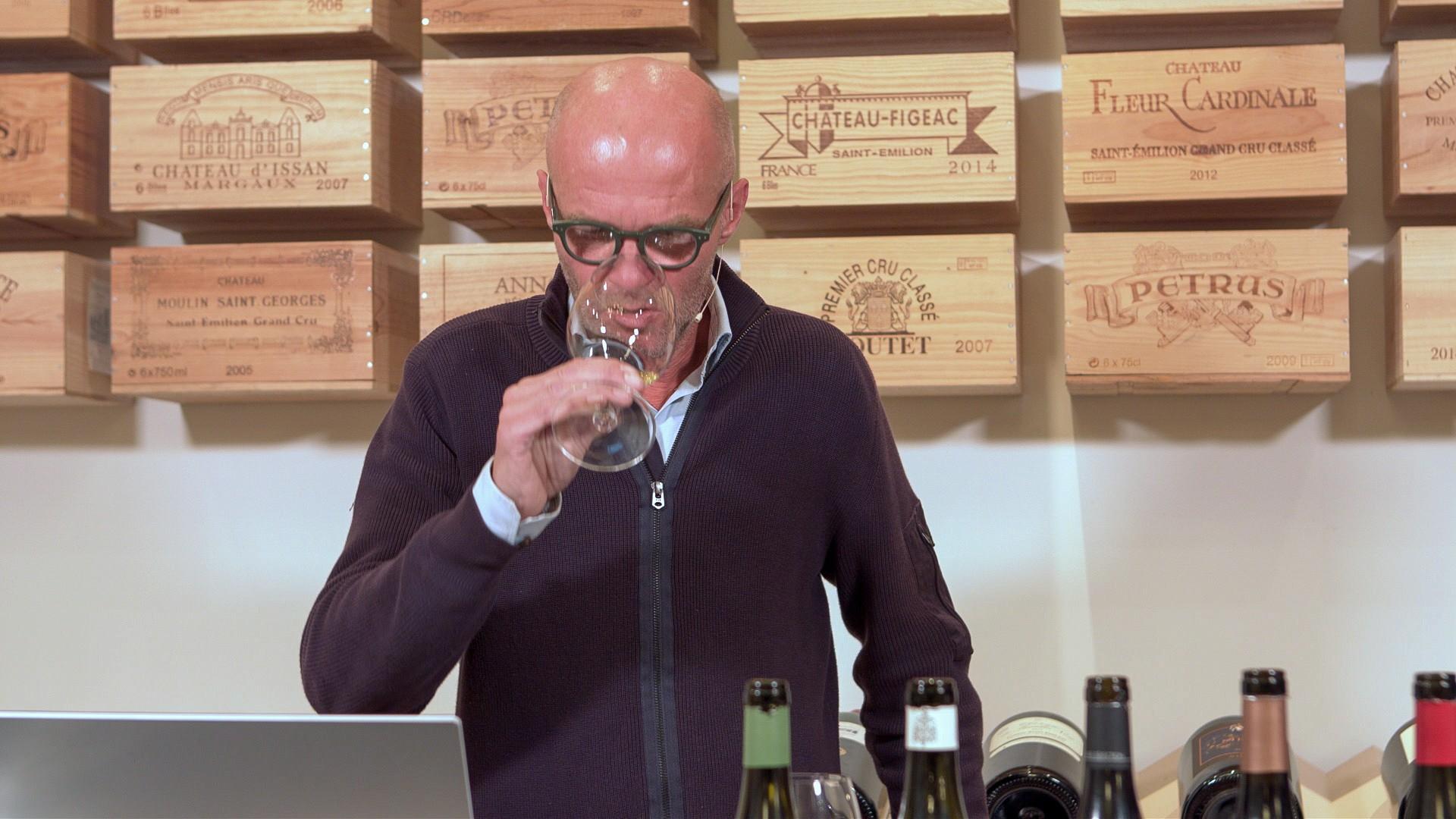 Livestream - Online Wijn Tasting Okhuysen