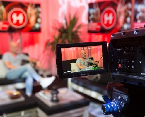 Online event organiseren in onze livestream studio