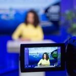 Livestream studio pak het professioneel aan